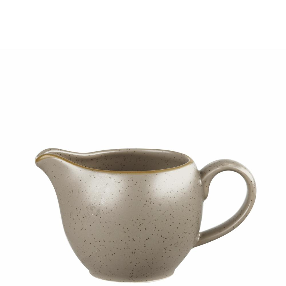 Churchill Stonecast Peppercorn Grey Jug