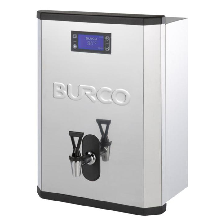 Burco 5 litre Wall Mounted Water Boiler with Filter