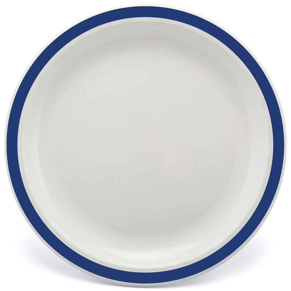 Polycarbonate Royal Blue Duo Plate