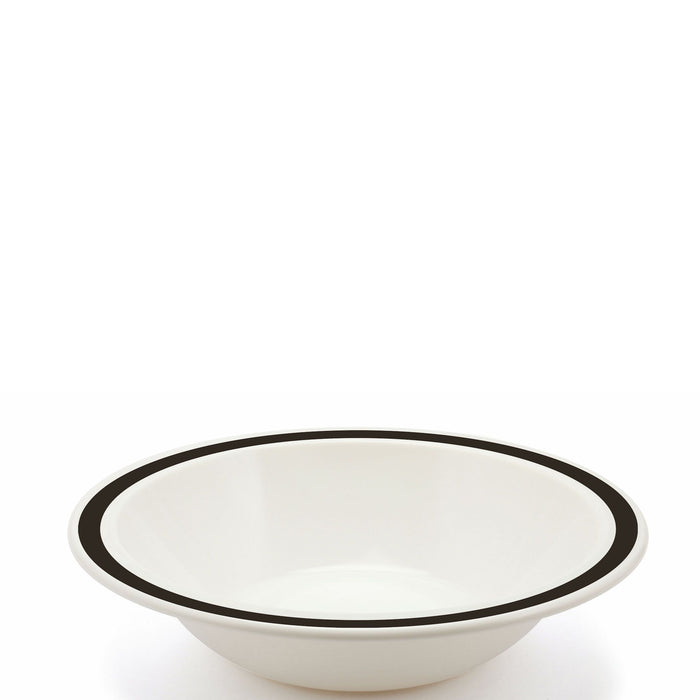 Polycarbonate Black Duo Bowl
