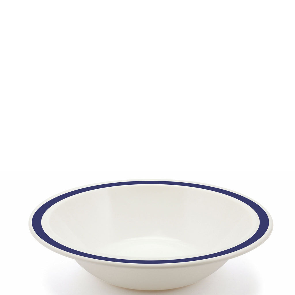Polycarbonate Royal Blue Duo Bowl