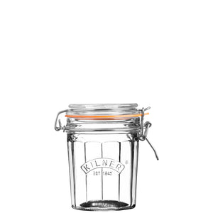 Kilner Facetted Clip Top Jar 0.45 litre