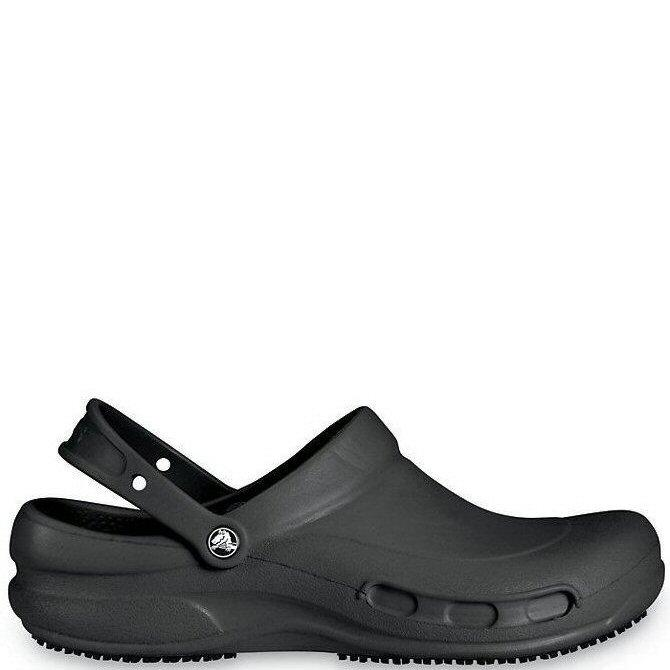 Crocs Bistro Black Clogs