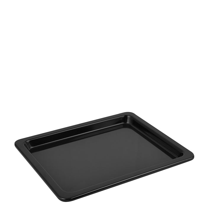 Dalebrook Black Melamine Thin Rim Tray for MDF Stands