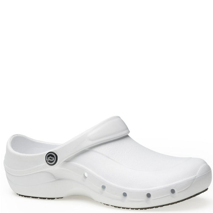 WearerTech White EziKlog Washable Clog