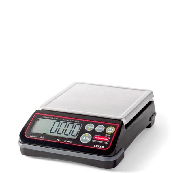 Rubbermaid 6kg High Performance Digital Portion Control Scales