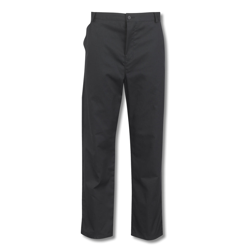 Oliver Harvey Durham Black Chefs Trousers