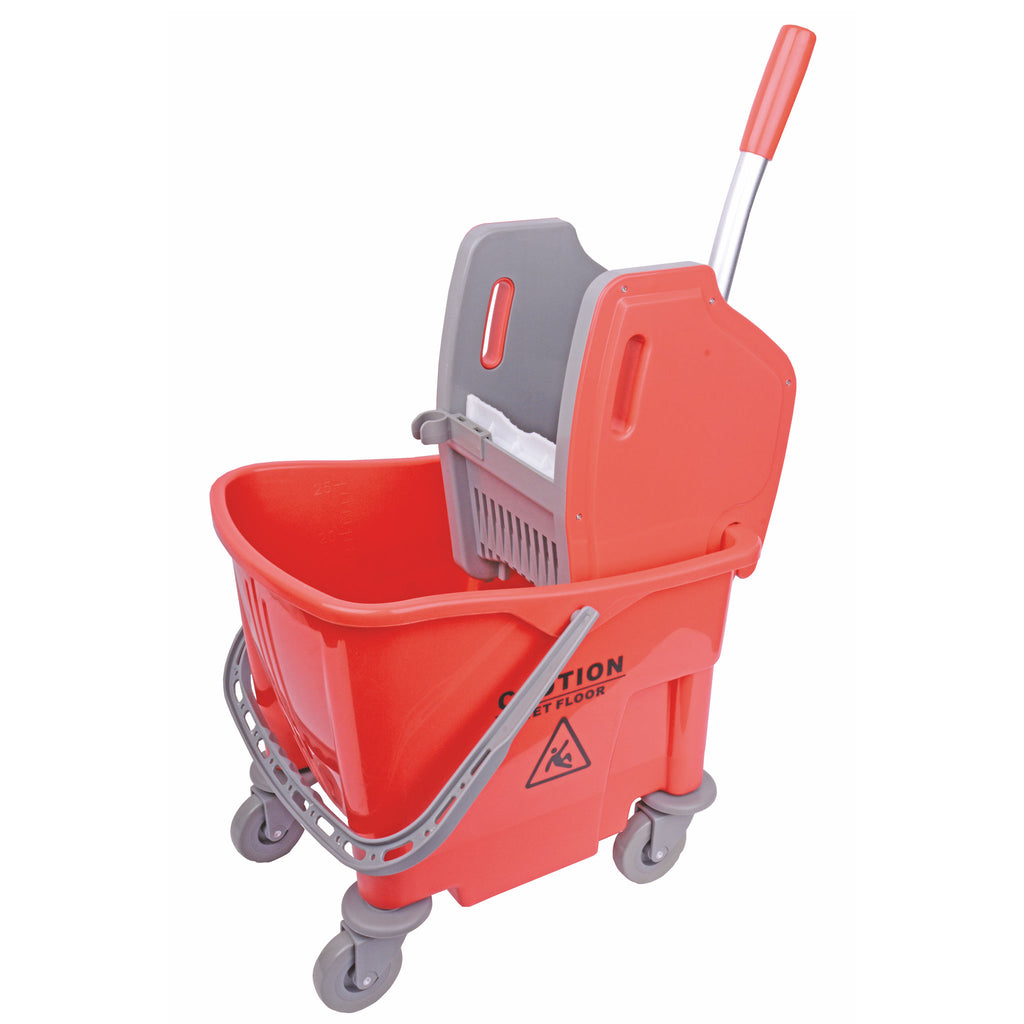 Buffalo Kentucky Mop Bucket with Ringer 25 litre
