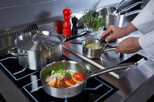 de Buyer Prim'Appety Stainless Steel Saute Pan