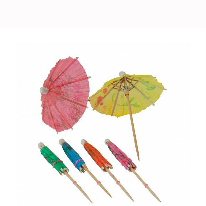 Parasols Assorted Colours