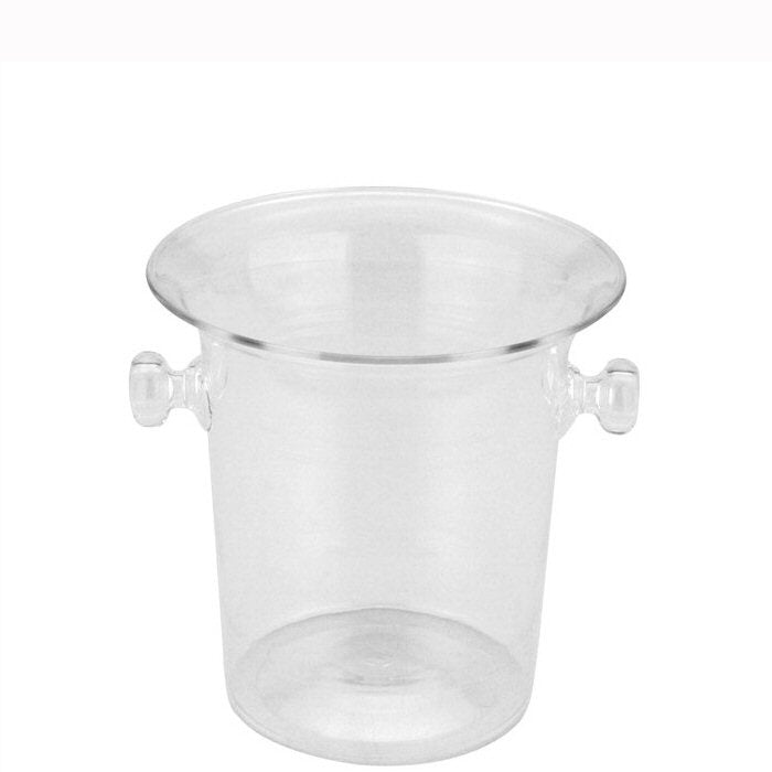 Clear Acrylic Champagne Bucket