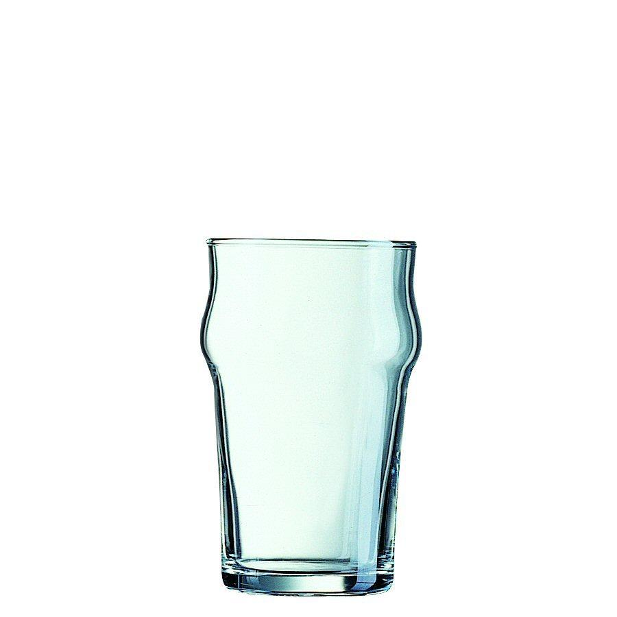 Essential Supplies Nonic Beer Glass CE 28cl (10oz)