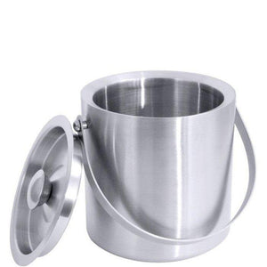Double Wall Round Ice Bucket