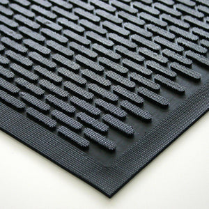 COBAscrape Matting - Wet/Greasy Storage Areas