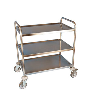 General Purpose Trolley with 3 Shelves