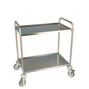 General Purpose Trolley with 2 Shelves