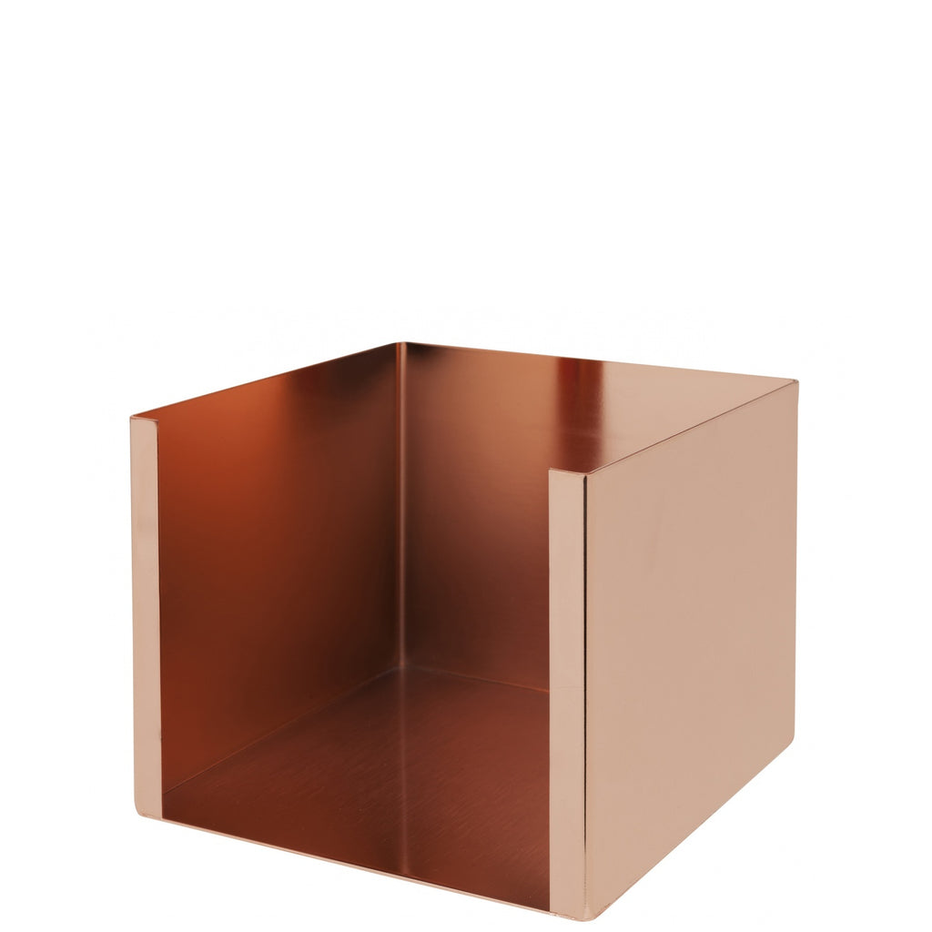 Copper Napkin Holder