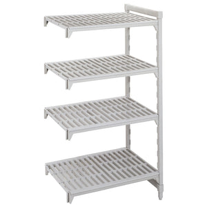 Cambro Camshelving 4 Tier Add-on Unit