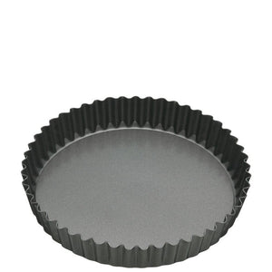 MasterClass Non-Stick Loose Base Fluted Quiche Tin