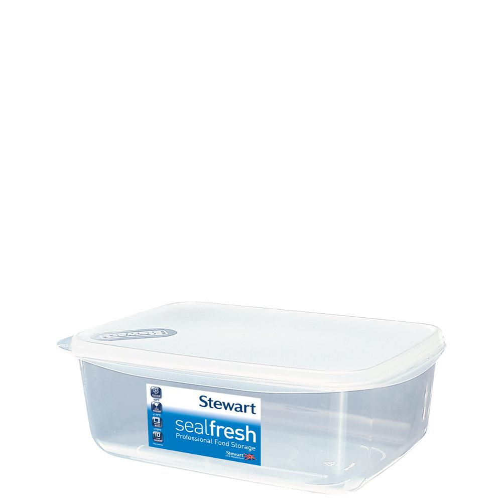 Sealfresh 2.25 litre Rectangular Food Storer with Lid