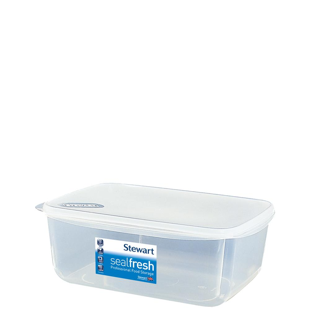 Sealfresh 3.75 litre Rectangular Picnic Storer with Lid
