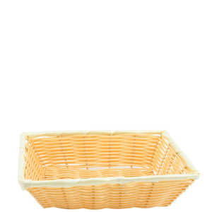 Polywicker Rectangular Basket