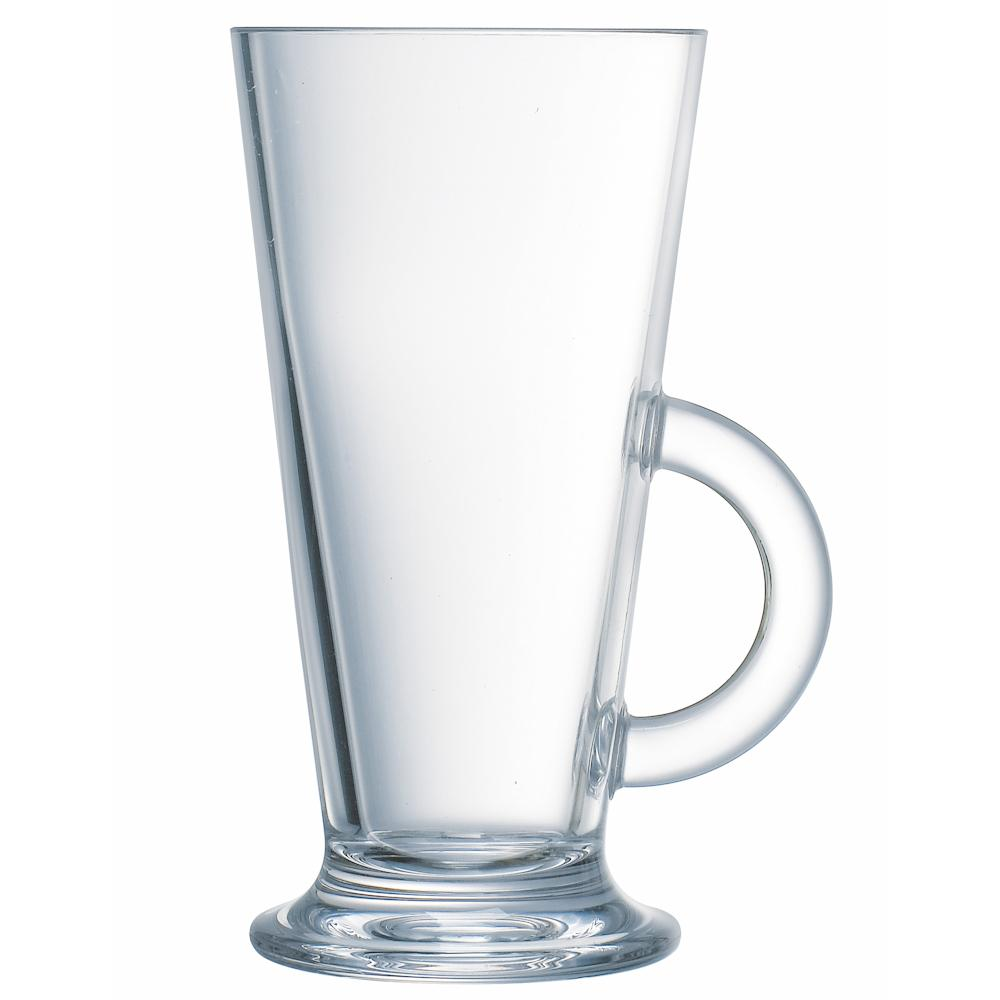 Essential Supplies Latte Glass 29cl (10oz)
