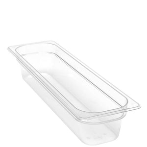 Cambro Camwear 2/4 Gastronorm Pans Polycarbonate