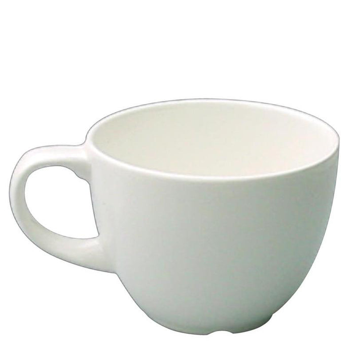 Churchill Alchemy White Elegant Teacup