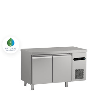 Snowflake GII 2 Door Refrigerated Counter SCR-130CG
