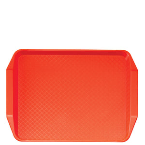 Cambro Rectangular Fast Food Tray with Handles