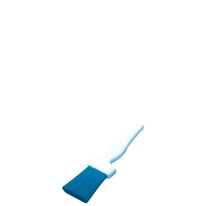 Pastry Brush Blue Resin Set 2.5cm