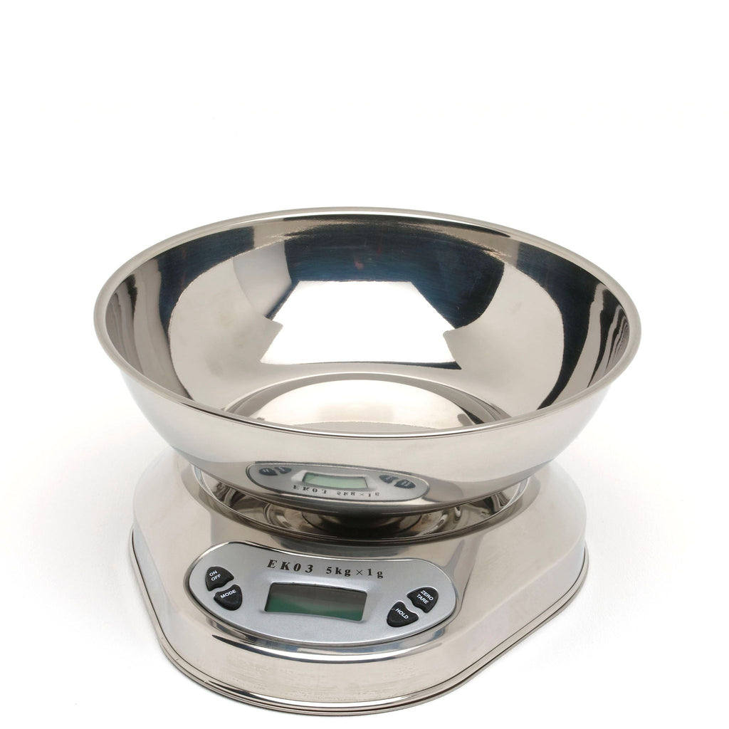 Digital Kitchen Bowl Scales 5kg Capacity