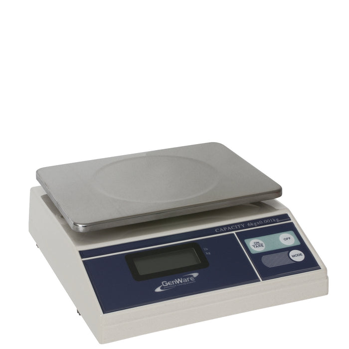 Digital Kitchen Platform Scales 6kg x 1g