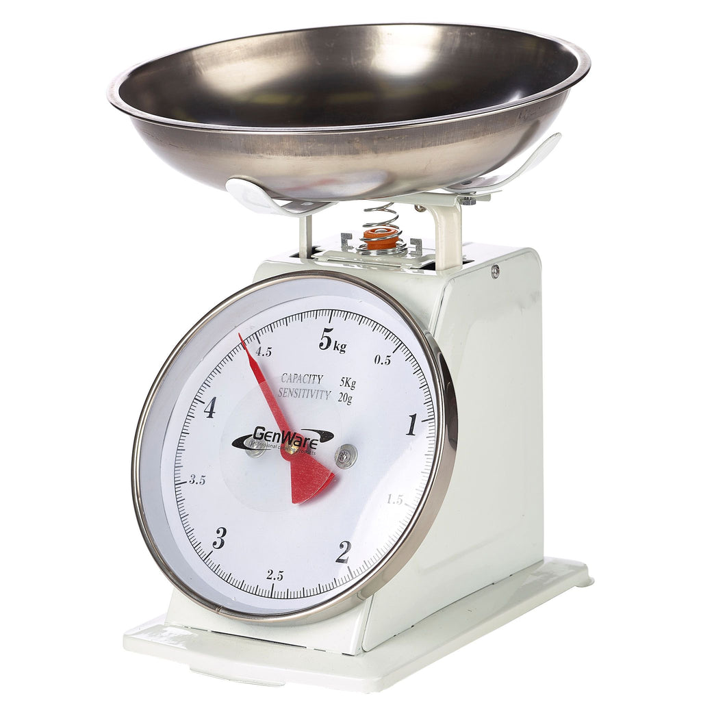 Dial Kitchen Scales - 5kg Capacity