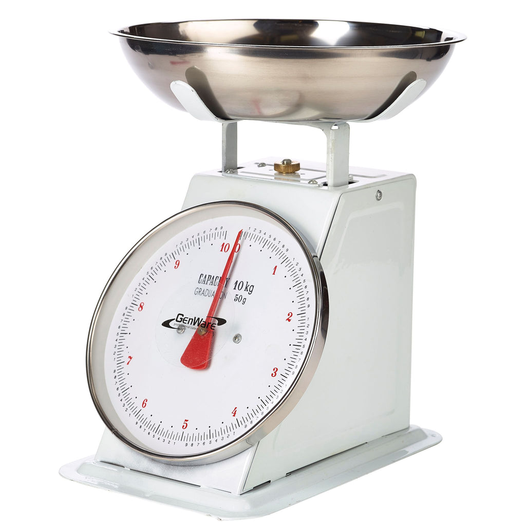 Dial Kitchen Scales - 10kg Capacity