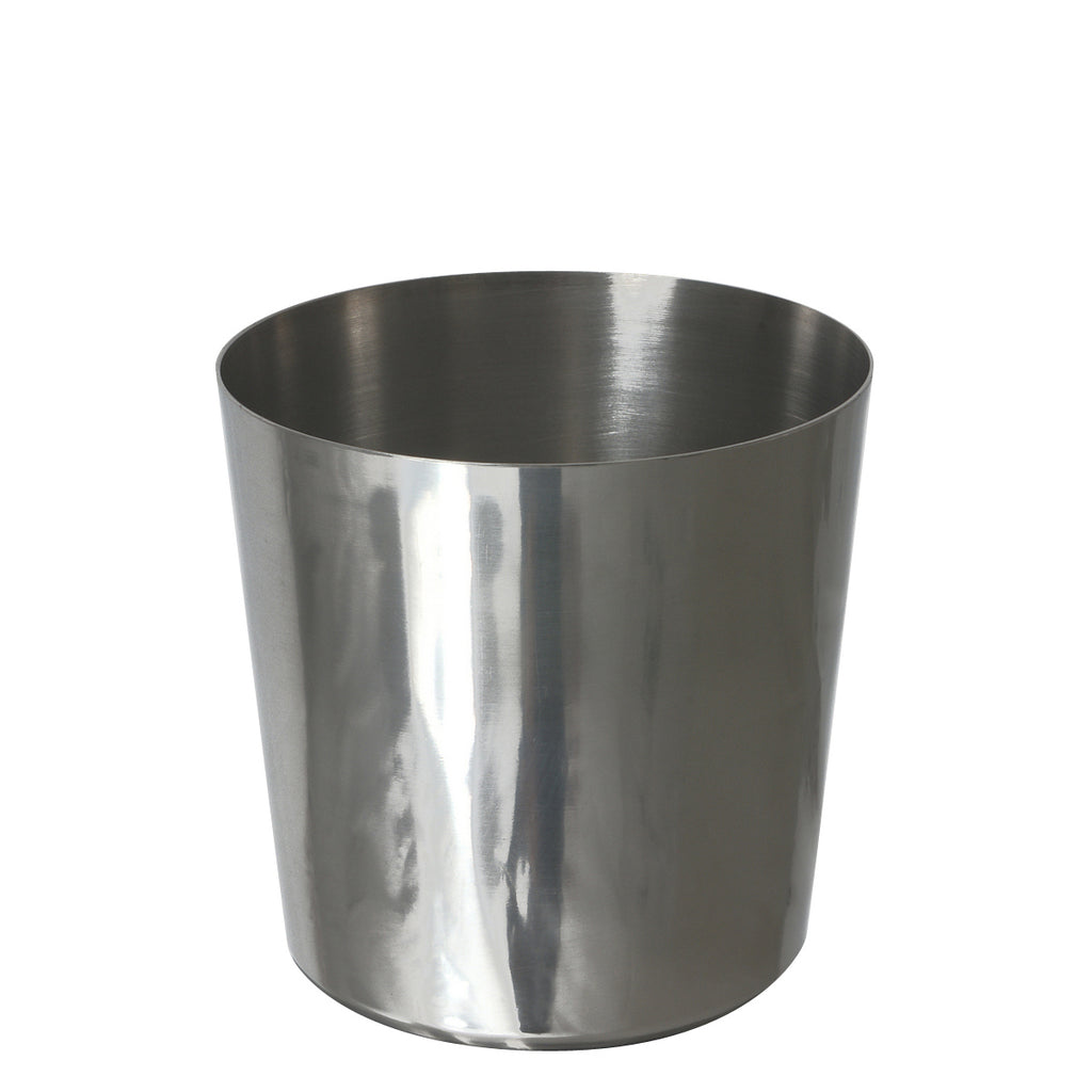 Chip Cup with a Mirror Finish