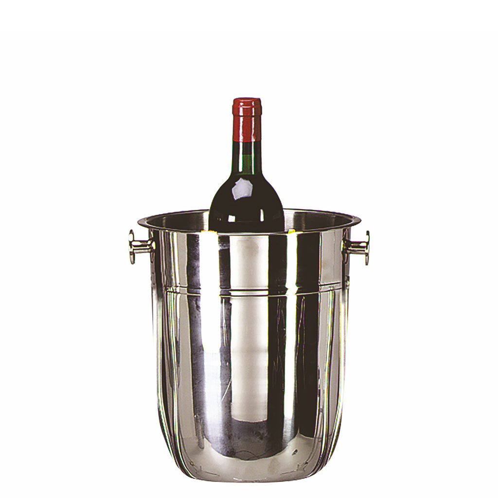 Wine Bucket Stainless Steel 12.8pt