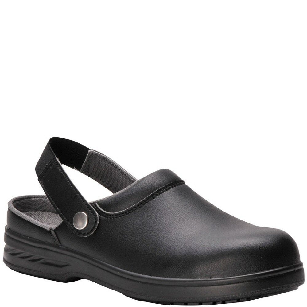 Portwest Sandal Sling Back Black