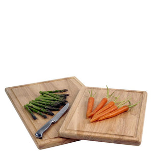 "Wooden Cutting Board 17"" x 12"""