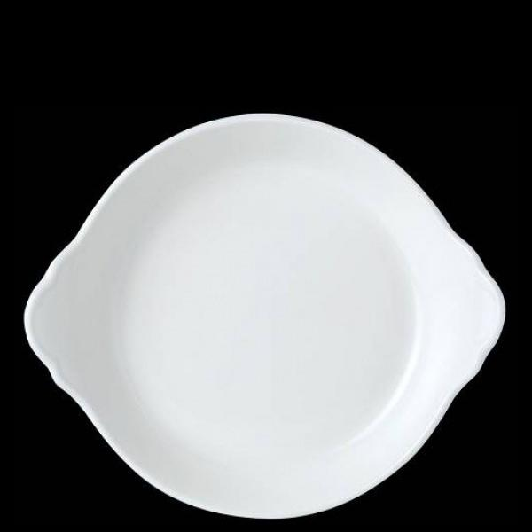 Steelite Cookware Round Eared Dish