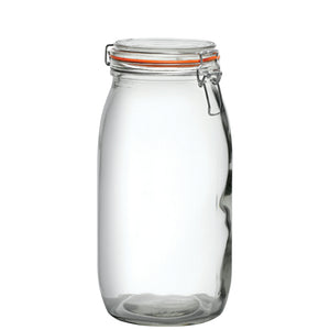 Utopia Preserving Jar with Clip Lid 3L