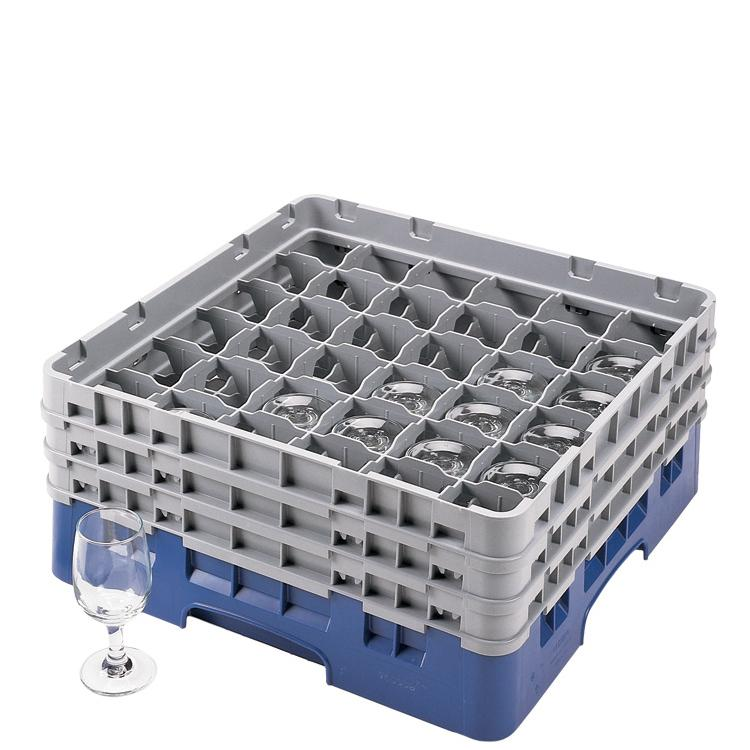 Cambro 25 Compartment Glass Rack