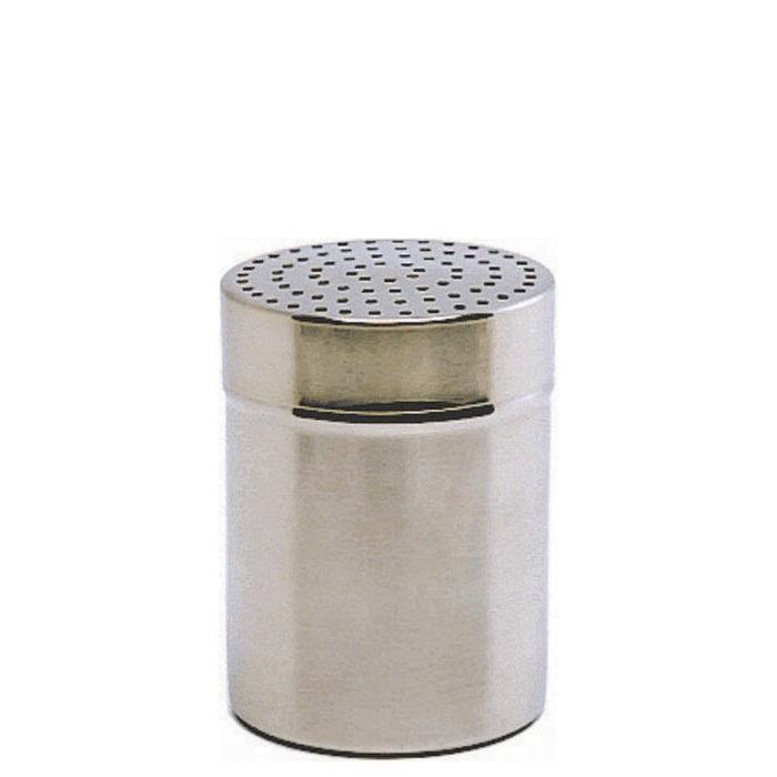 Shaker with Small 2mm Holes Stainless Steel