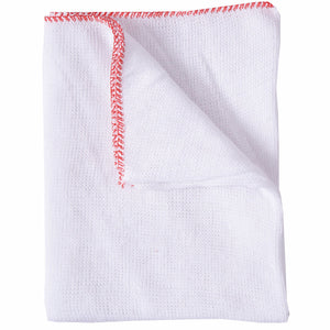 Bleached Lightweight Dishcloth
