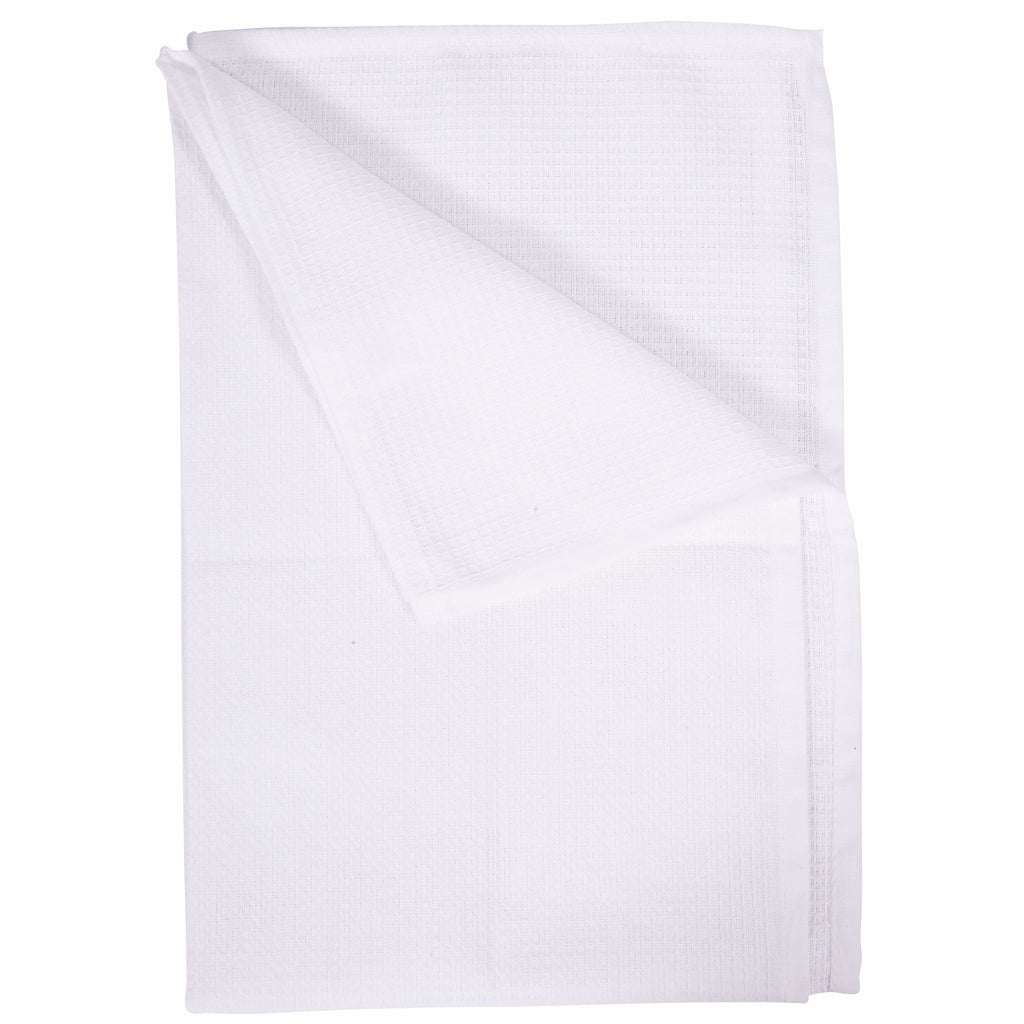 White Waiters Cloth Honeycombe