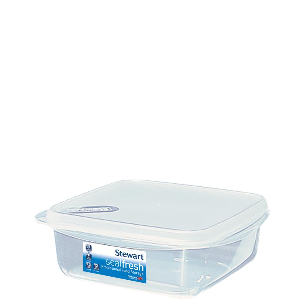 Sealfresh 0.5 litre Square Relish Storer with Lid