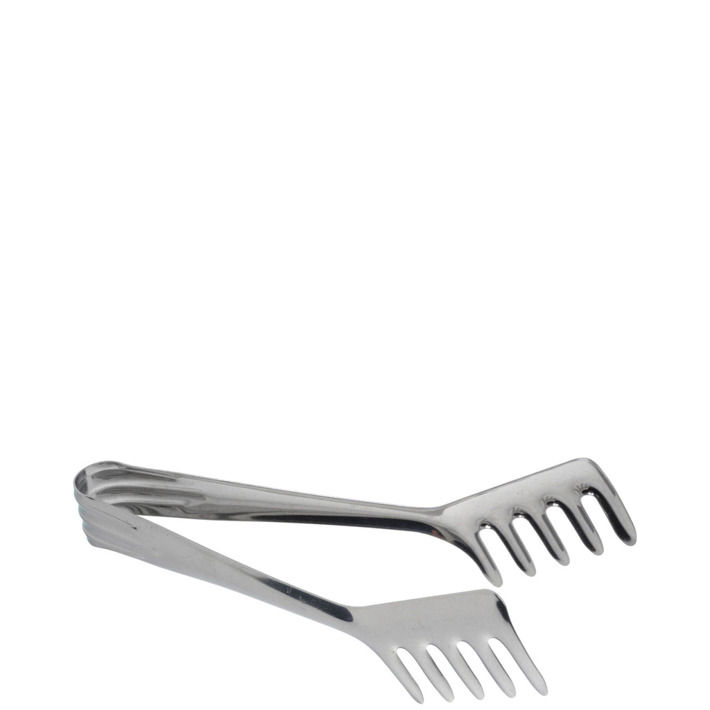 Economy Spaghetti Tongs Stainless Steel