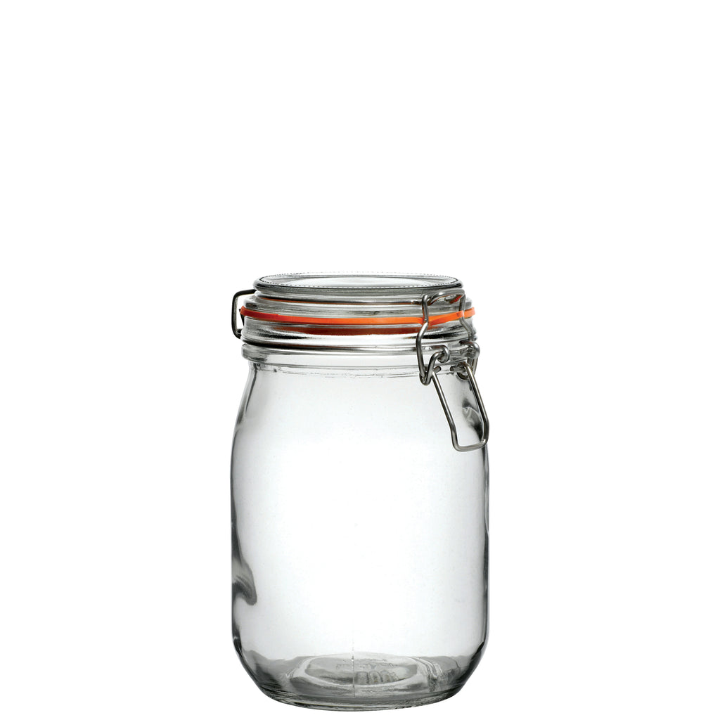 Utopia Preserving Jar with Clip Lid 1L