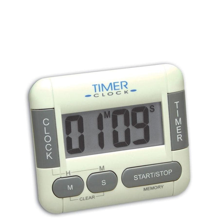 Digital Kitchen Timer & Clock